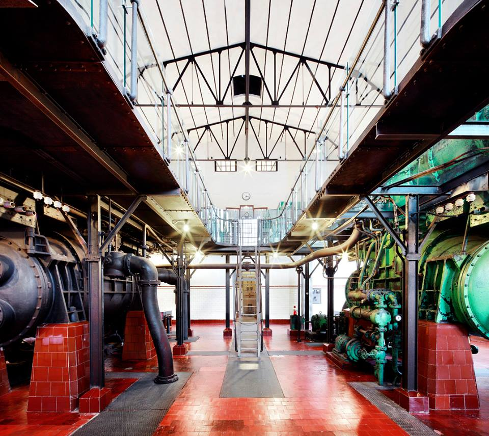 Foto: La Fábrica de Luz. Museo de la Energía