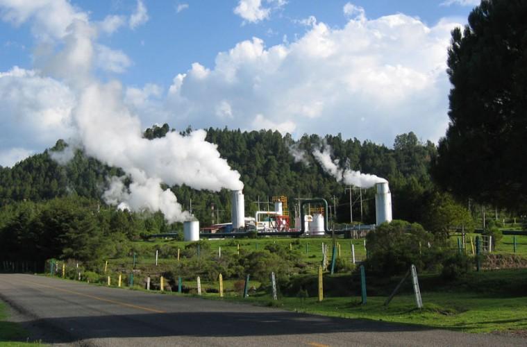 Geotermia en México