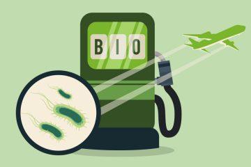 biocombustibles y jets