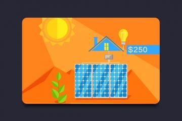 energía solar de prepago