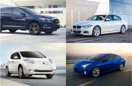 autos eléctricos disponibles en México