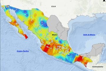 zonas geotérmicas de México