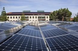 universidades que usan energía solar