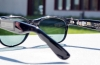lentes para sol con celdas solares