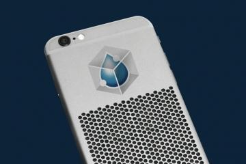 hidrógeno en dispositivos móviles