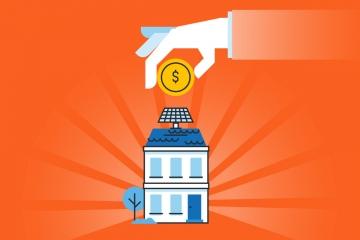 energía solar en casa