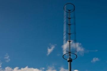 turbinas eólicas de eje vertical