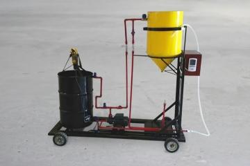 biodiésel a partir de aceite